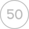 Количество объектов более 50